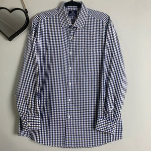 Dockers 2/$20 Men's Button Up Shirt Size Large